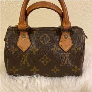 Authentic Louis Vuitton HL Speedy